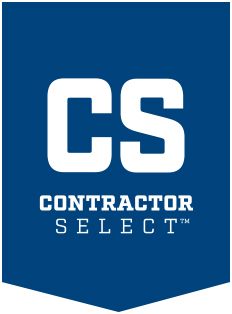 Contractor Select logo badge